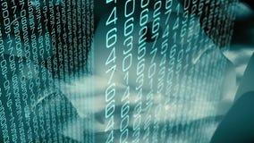 Ameaças globais de Cybercriminals, algoritmo novo da inteligência artificial