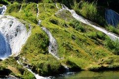 Ameia do EL das cachoeiras, Cienfuegos, Cuba Foto de Stock Royalty Free