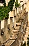 Ameias no castelo de Karlstejn Fotografia de Stock Royalty Free