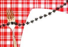 Ameisen an einem Picknick stockfoto
