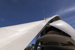 Ameisenbär in den Künsten und im Technologiezentrum Valencia Stockfotos