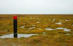 Ameland-Insel die Niederlande Stockfoto