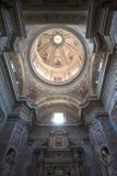 Amelia (Terni, Umbria, Italia) - interiore della cattedrale Immagini Stock