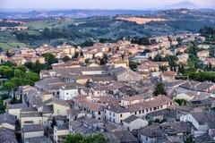 Amelia Umbria, Italie : paysage Photographie stock libre de droits