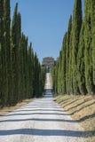 Amelia Umbria, Italie : Villa Aspreta Images libres de droits