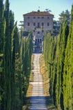 Amelia Umbria, Italie : Villa Aspreta Images stock