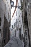Amelia Umbria, Italie : ville historique Photos libres de droits