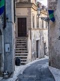 Amelia Umbria, Italie : ville historique Image libre de droits