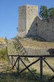 Amelia Umbria, Italie : ville historique, murs Photo stock