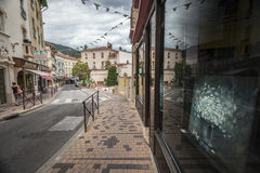 Amelie Les Bains, Occitanie, France Photos stock