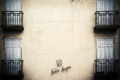Amelie Les Bains, Occitanie, France Photos libres de droits