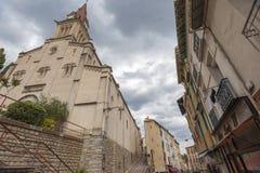 Amelie Les Bains,Occitanie,France. Royalty Free Stock Image