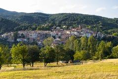 Amelie-les-Bains (Pyrénées, Frances) Photos stock
