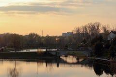 Amelung, Chorzów imagen de archivo libre de regalías