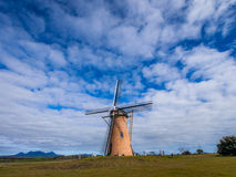 Amelup Lily Dutch Windmill dans l'Australie Photos libres de droits