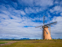 Amelup Lily Dutch Windmill dans l'Australie Photo stock