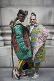 AMEN a forma interior é composta de sul - forma africana e designer de interiores Brad Muttitt e Abiah 'estrela mundial 'Mahlase  imagens de stock royalty free