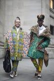AMEN a forma interior é composta de sul - forma africana e designer de interiores Brad Muttitt e Abiah 'estrela mundial 'Mahlase  fotos de stock royalty free