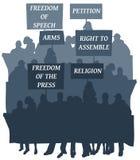 amendements Image libre de droits