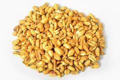Amendoim fritado Foto de Stock Royalty Free