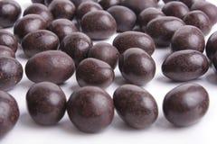 Amendoim no chocolate Imagens de Stock