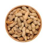 Amendoim secado Fotos de Stock