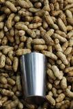 Amendoins Imagens de Stock Royalty Free
