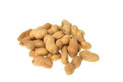 Amendoins da mistura Foto de Stock