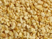 Amendoins desbastados Roasted Fotos de Stock