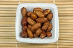 Amendoins do Redskin Foto de Stock Royalty Free