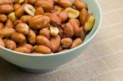 Amendoins do Redskin Fotos de Stock Royalty Free