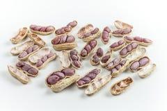 Amendoins fervidos Fotos de Stock