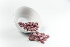 Amendoins fervidos Imagens de Stock Royalty Free
