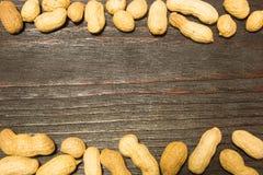 Amendoins Roasted Imagens de Stock Royalty Free