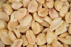 Amendoins salgados Fotos de Stock