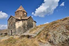 Amenia, lago Sevan immagine stock