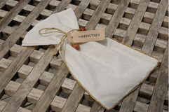 Amenities Bag Stock Photos