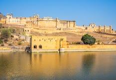 Amer Fort à Jaipur Image stock