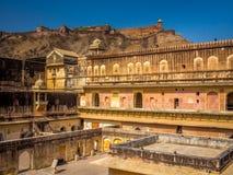 Amer Fort à Jaipur Images libres de droits