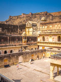 Amer Fort à Jaipur Images stock