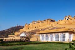 Amer Fort à Jaipur, Ràjasthàn, Inde Photos libres de droits