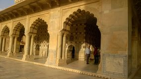 Amer Fort photos stock