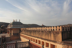 Amer fort fotografia royalty free