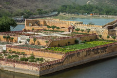 Amer Fort Stock Image