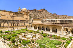 Amer Fort Royalty Free Stock Photography