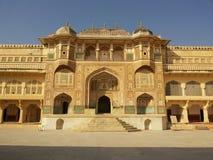 Amer Fort Inside, Amer, Jaipur Stock Photography