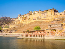 Amer Fort in Jaipur Royalty Free Stock Images