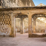 Amer Fort in Jaipur Royalty Free Stock Photo