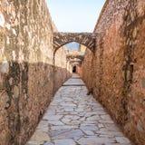 Amer Fort in Jaipur Stock Photo