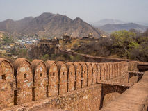 Amer Fort in Jaipur Royalty Free Stock Photography